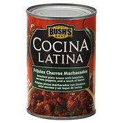 Bush's Best Cocina Latina Frijoles Charros Machacados