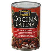 Bush's Best Cocina Latina Pintos a La Diabla