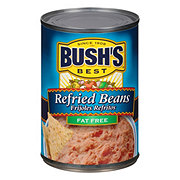 Bush's Best Fat Free Refried Beans