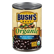 Bush's Best Organic Black Beans