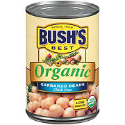 Bush's Best Organic Garbanzo Beans