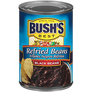 Bush's Best Refried Black Beans