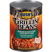 Bush's Best Smokehouse Tradition Grillin' Beans