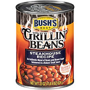 Bush's Best Steakhouse Recipe Grillin' Beans