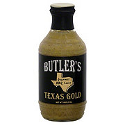 Butlers Butler's Texas Gold BBQ Sauce