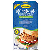 Butterball All Natural White Turkey Burger