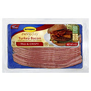 Butterball Everyday Thin and Crispy Turkey Bacon