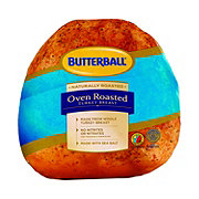 Butterball Golden Oven Roasted Turkey Breast, sold by the