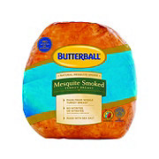 Butterball Mesquite Smoked Turkey Breast, sold by the