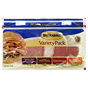 Butterball Turkey Variety Pack