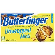 Butterfinger Bites Crispy Crunchy Peanut Butter Minis Candy Bars