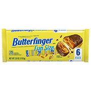 Butterfinger Crispy Crunchy Peanut Butter Small Candy Bars