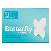 Butterfly Body Liners, L/XL