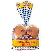 ButterKrust Hamburger Buns