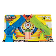 Buzz Bee Toys Air Warriors Ultra Trek Wizard Dart Gun