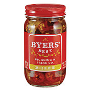 Byers' Best Candied Jalapenos