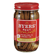 Byers' Best Hot Pickled Green Beans
