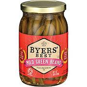 Byers' Best Mild Pickled Green Beans
