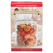 Byrd's Scotch Oatmeal Cookies