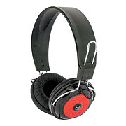Bytech DJ Headset Black - Red