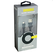 Bytech Durable Extra Thick Micro USB Cable, Black