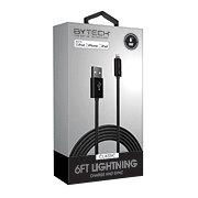 Bytech Heavy Duty Mfi Cable Black