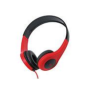 Bytech Standard DJ Style Headset in Red