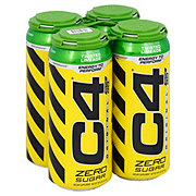 C4 Twisted Limeade 16 oz Cans ‑ Shop Diet & Fitness at H‑E‑B