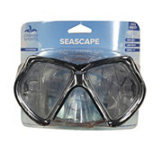 Cabana Sports Seascape Dive Mask, Assorted Colors