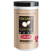 CAcafe Coconut Coffee Unsweetened