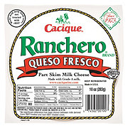 Cacique Ranchero Part Skim Milk Cheese