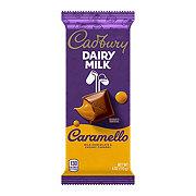 Cadbury Caramello Milk Chocolate and Creamy Caramel Bar