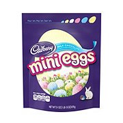 Cadbury Mini Eggs Candy in Resealable Bag