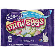 Cadbury Mini Eggs Milk Chocolate Candy