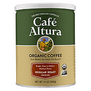 Cafe Altura Organic Regular Roast Ground Coffee