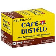 Cafe Bustelo Colombian Medium Roast Single Serve Coffee K Cups