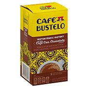 Cafe Bustelo Con Chocolate Sticks
