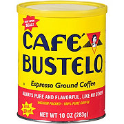 Cafe Bustelo Espresso Ground Coffee