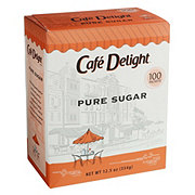 Cafe Delight Extra Fine Granulated Sugar Packets
