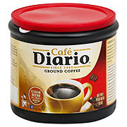 Cafe Diario Classic Blend Medium Roast Ground Coffee
