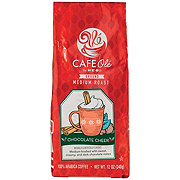 Cafe Ole by H-E-B Chocolate Cheer Medium Roast Ground Coffee