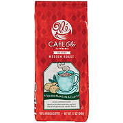 Cafe Ole by H-E-B Christmas in a Cup Medium Roast Ground Coffee