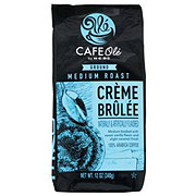 Cafe Ole by H-E-B Creme Brulee Medium Roast Ground Coffee