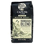 Cafe Ole by H-E-B Hawaiian Blend Medium Roast Whole Bean Coffee