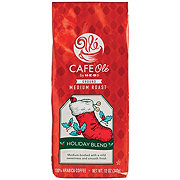 Cafe Ole by H-E-B Holiday Blend Medium Roast Ground Coffee