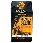 Cafe Ole by H-E-B Houston Blend Medium Roast Ground Coffee
