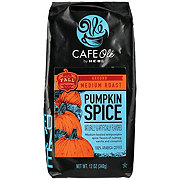 Cafe Ole by H-E-B Pumpkin Spice Medium Roast GroundCoffee