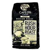 Cafe Ole by H-E-B Rush Hour Roast Medium Roast Ground Coffee