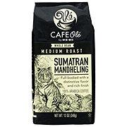 Cafe Ole by H-E-B Sumatran Mandheling Medium Roast Whole Bean Coffee
