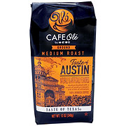 Cafe Ole by H-E-B Taste Of Austin Medium Roast Ground Coffee